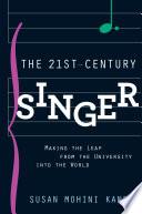 The 21st century Singer