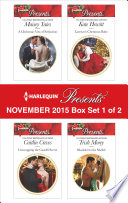 Harlequin Presents November 2015 Box Set 1 Of 2