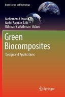 Green Biocomposites
