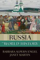 Russia in World History Pdf/ePub eBook