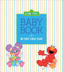 Sesame Street Baby Book