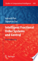 Intelligent Fractional Order Systems and Control Book