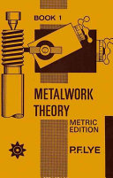 Metalwork Theory