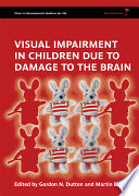 Visual Impairment in Children due to Damage to the Brain Book