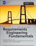 Requirements Engineering Fundamentals Book