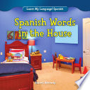 Spanish Words in the House