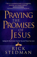 Praying the Promises of Jesus [Pdf/ePub] eBook