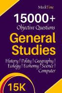 15000 Qs Objective Gs General Studies Book