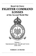 Royal Air Force Fighter Command Losses of the Second World War