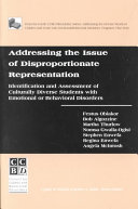 Addressing the Issue of Disproportionate Representation