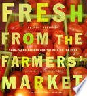 Fresh from the Farmers  Market  Reissue  Book
