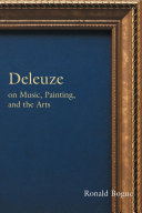 Deleuze on Music  Painting  and the Arts