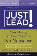 Just Lead!