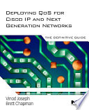 Deploying QoS for Cisco IP and Next Generation Networks Book