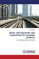 Static and Dynamic Risk Assessment in Complex Projects