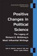 Positive Changes in Political Science: The Legacy of Richard ...