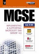 MCSE  Book