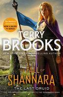 Last Druid  Book Four of the Fall of Shannara