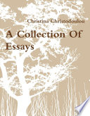 A Collection Of Essays Book PDF
