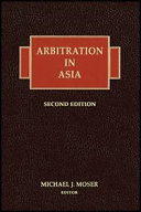 Arbitration in Asia - 2nd Edition