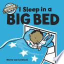 I Sleep in a Big Bed Book