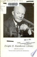 The Dwight D  Eisenhower Library  Abilene  Kansas