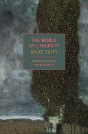 The World As I Found It Pdf/ePub eBook