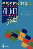 Essential VB  Net fast