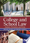College And School Law