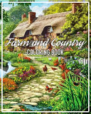 Farm and Country Coloring Book