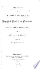 Sketches of Western Methodism Book