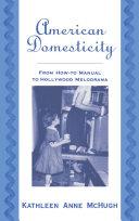 Pdf American Domesticity Telecharger