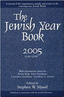 Jewish Year Book 2005