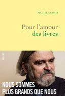 Pdf Pour l'amour des livres Telecharger