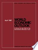 World Economic Outlook, April 1987