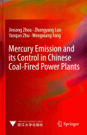 Mercury Emission and its Control in Chinese Coal Fired Power Plants Book