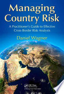 Managing Country Risk Book