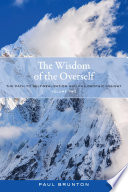 The Wisdom of the Overself Book