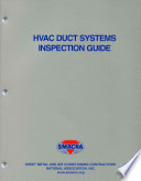 HVAC Duct Systems Inspection Guide 3rd Ed