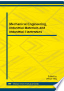 Mechanical Engineering  Industrial Materials and Industrial Electronics