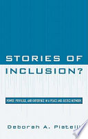 Stories Of Inclusion  Book