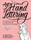Art of Hand Lettering Love banner backdrop