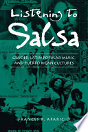 Listening to Salsa Book