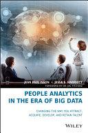 People Analytics in the Era of Big Data