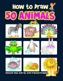 HOW TO DRAW 50 ANIMALS