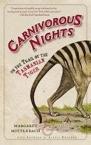 Carnivorous Nights Book