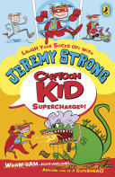 Cartoon Kid - Supercharged!