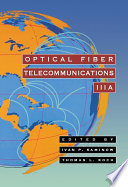 Optical Fiber Telecommunications IIIA Book