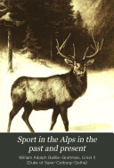 Sport in the Alps in the Past and Present Book