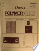 Drexel Polymer Notes